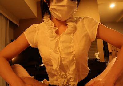 新宿メンズエステ「アロマと眼鏡と私」のオイルマッサージ