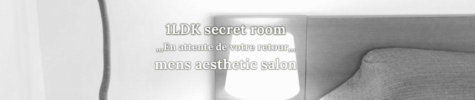 船橋メンズエステ「1LDK secretroom」のリンクバナー
